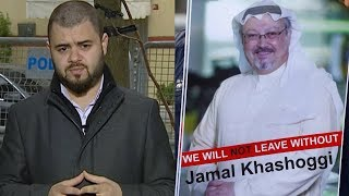 Download Jamal Elshayyal: Response to Khashoggi's Death Will Determine Future of Saudi Arabia & Middle East Video