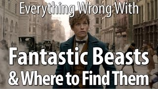 Download Everything Wrong With Fantastic Beasts & Where To Find Them Video