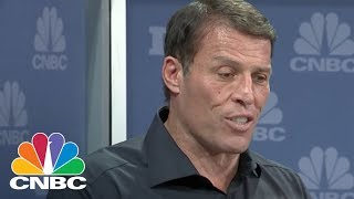 Download Tony Robbins On Advising Top Talent: The CEO Whisperer | iConic Conference 2017 | CNBC Video
