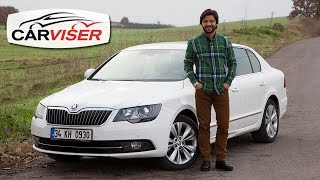 Download Skoda Superb Test Sürüşü - Review (English subtitled) Video