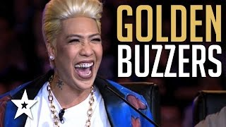 Download Amazing Golden Buzzer Auditions On Pilipinas Got Talent! Video