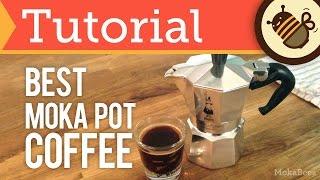 Download How to Make Moka Pot Coffee & Espresso - The BEST Way (Tutorial) Video