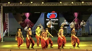 Download Argentinian folk dance: Chacarera, Malambo, Boleadoras & Bombos Video