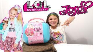 Jojo Siwa Giveaway New Lol Dolls Hunting Toys R Us Target Free