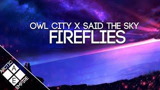 Download Owl City - Fireflies (Said The Sky Remix) Video