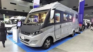 Download 럭셔리 끝판왕 대형 캠핑카 - Adria Sonic Supreme 710 SL- Japan Camping Car Show 8 Video
