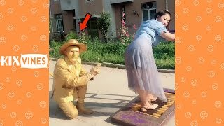 Download Funny videos 2018 ✦ Funny pranks try not to laugh challenge P42 Video