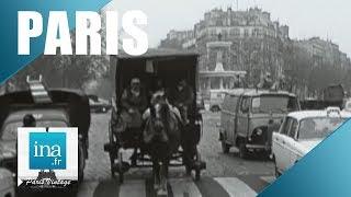 Download 1969 : Cheval vs voiture dans Paris | Archive INA Video
