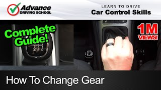 Download How To Change Gear | Learning to drive: Car control skills Video