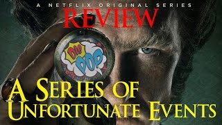 Download Netflix A Series of Unfortunate Events Review | DIS POP | 01/21/17 Video