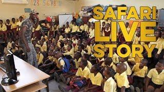 Download WildEarth brings the wild into a local school, safari style! Video