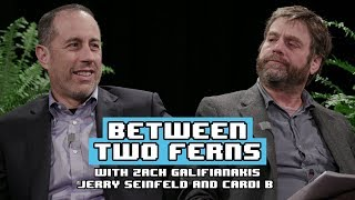 Download Jerry Seinfeld & Cardi B: Between Two Ferns With Zach Galifianakis Video
