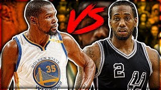 Download Kevin Durant vs Kawhi Leonard - WHO IS BETTER?! Video