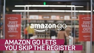 Download Amazon Go imagines the future of grocery stores (CNET News) Video