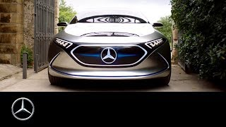 Download Mercedes-Benz Concept EQA & Marcin Öz: Time to do something new Video