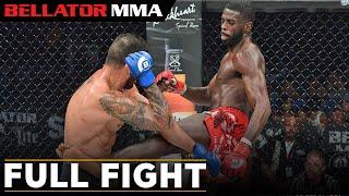 Download Bellator MMA: Chidi Njokuani vs. Thiago Jambo FULL FIGHT Video