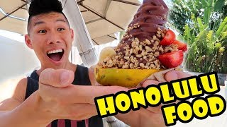 Download FOOD TOUR HONOLULU, HAWAII - Hometown CRAVINGS || Life After College: Ep. 561 Video