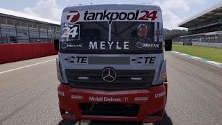 Download Mercedes-Benz #24 TankPool24 Racing Truck 2015 - Forza Motorsport 6 - Test Drive Gameplay (HD) Video