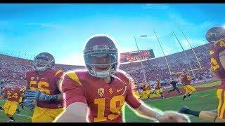 Download USC FOOTBALL vs Washington Football - Gameday FILMED BY PLAYER!! (Conner Sullivan) Video