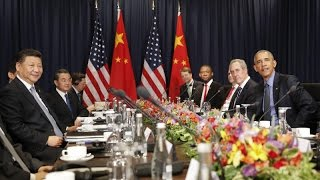 Download Xi, Obama meet at APEC in Lima Video