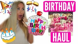 Download WHAT I GOT FOR MY BIRTHDAY | HAUL Video