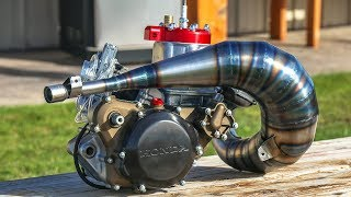 Download Incredible Two Stroke Engine Build! Video