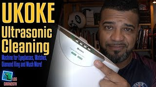 Download UKOKE Professional Ultrasonic Cleaner✨ : LGTV Review Video
