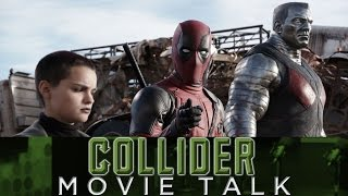 Download Colossus and Negasonic Teenage Warhead To Return In Deadpool 2 - Collider Movie Talk Video