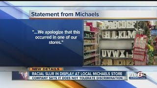 Download Customers angry after Facebook post shows racist display at Michaels Video
