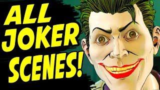 Download BATMAN TELLTALE SEASON 2 Episode 1 All Joker Scenes / All Joker Appearances Video