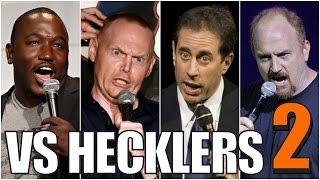 Download Famous Comedians VS. Hecklers (Part 2/4) Video