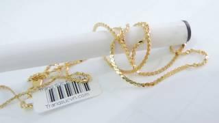 Download Dây chuyền vàng nữ mảnh đẹp-Vang tây 10k- Dây chuyền vàng đẹp Video