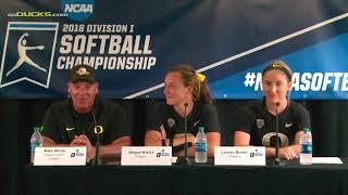 Download Coach Mike White, Megan Kleist and Lauren Burke discuss Regionals Game Video