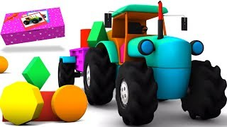 Download piirretty traktori | Unboxing videot | leluja Unboxing lapsille | Tractor Unboxing | Kids Toys Video
