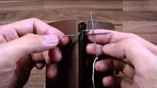 Download #01- Hand Sewing Leather // การเย็บหนังเบื้องต้น Video