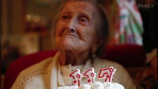 Download Emma Morano is the oldest person in the world Video