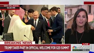 Download At G20 summit, Russia trolls Trump for skipping meeting with Putin over his Michael Cohen problems Video