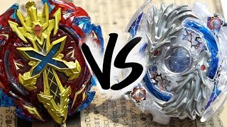 Download BATTLE: Lost Longinus .N.Sp VS Xeno Xcalibur .M.I - Beyblade Burst! Video