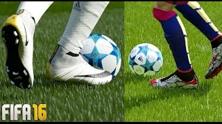 Download FIFA 16 Players boots Update Ft. Nike Hypervenom Phinish 'Ousadia Alegria' (PC MOD) Video