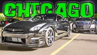 Download Chicago STREET RACING!! 600-1000hp Street Cars! Video