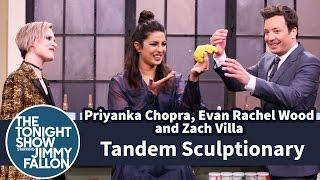 Download Tandem Sculptionary with Priyanka Chopra, Evan Rachel Wood and Zach Villa Video