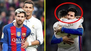 Download Cristiano Ronaldo vs Lionel Messi | Momentos Hermosos #RESPECT Video