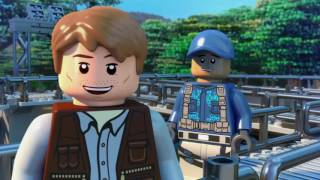 Download LEGO® Jurassic World The Indominus Escape (Trailer) HD 2016 Video