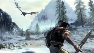 Download Elder Scrolls 5 : Skyrim Official Trailer Video