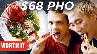 Download $7 Pho Vs. $68 Pho Video