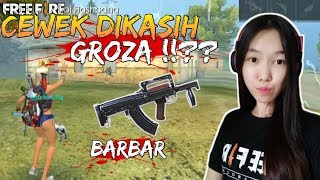 Download GROZA SENJATA PALING SAKIT DI FREE FIRE - FREE FIRE INDONESIA Video