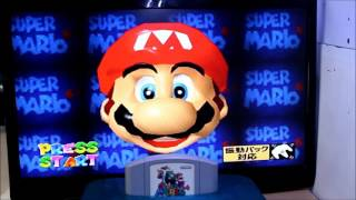Download Playing International N64 games (PAL/NTSC) + all Super Mario 64 versions Video