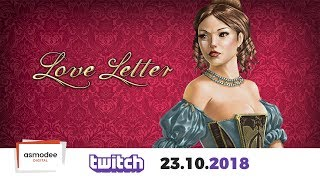 Download Love Letter Twitch Stream - 23/10/2018 Video
