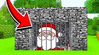 Download Minecraft : We Trapped SANTA CLAUS!(Ps3/Xbox360/PS4/XboxOne/PE/MCPE) Video