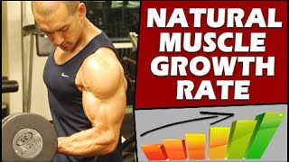 Download How Much Muscle Can You Gain Naturally, And How Fast? Video